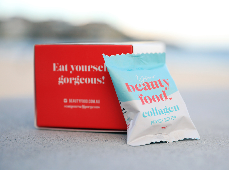 Beauty Food Collagen Bar