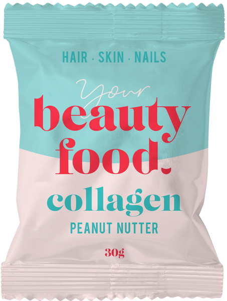 Beauty Food Collagen Bite - Peanut Nutter