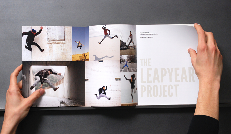 The Leap Year Project Book