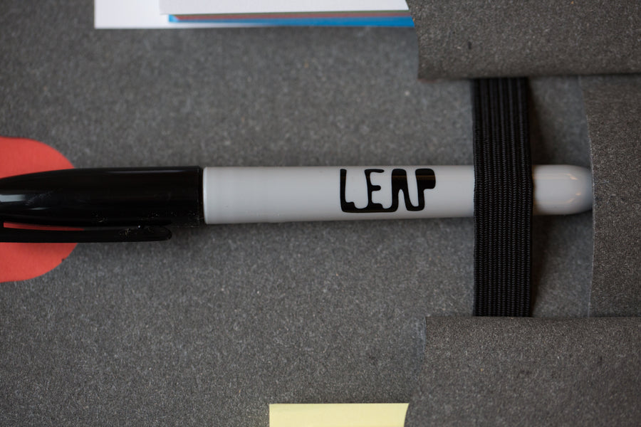 Leap Sharpie