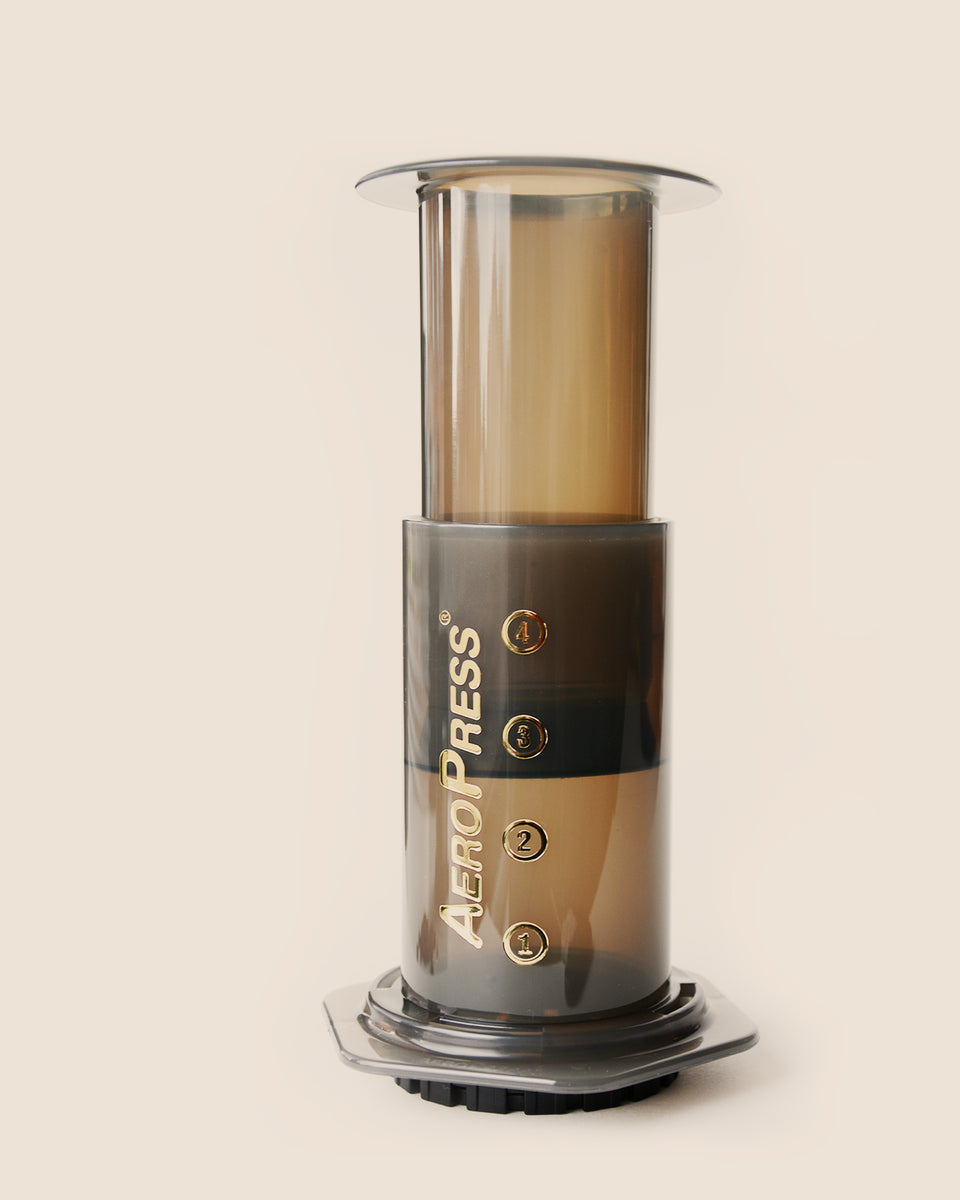 Aeropress Learn How To Make Smooth Quality Coffee In Seconds