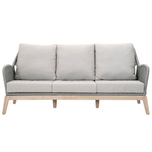 "Load image into Gallery viewer, Emersyn Rope 79"" Outdoor Sofa"