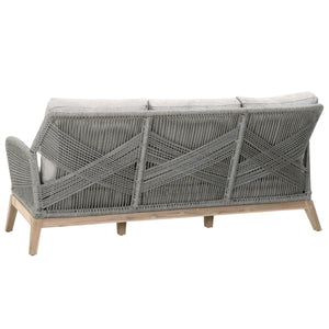 "Emersyn Rope 79"" Outdoor Sofa"