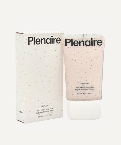 Plenaire Tripler 3 in 1 kuoriva savi - 100ml - Beautyshop.fi