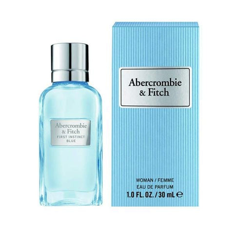 Abercrombie & Fitch Emakumeentzako First Instinct Blue EDP - Beautyshop.ie