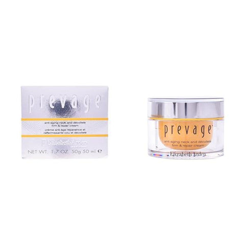 Elizabeth Arden PREVAGE® Anti-Aging Neck and Décolleté Firm & Repair Cream - Beautyshop.ie