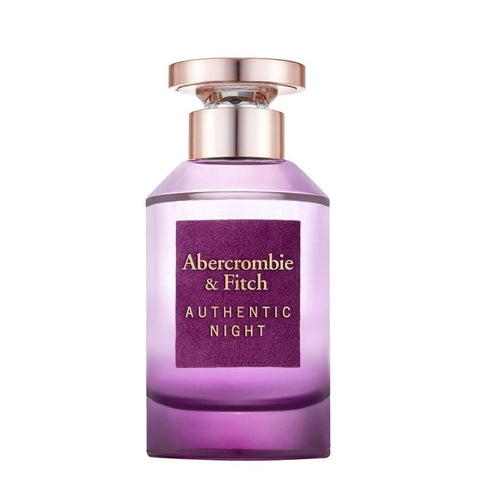 Abercrombi & Fitch Authentic Night Femme Eau de toilette - Beautyshop.ie