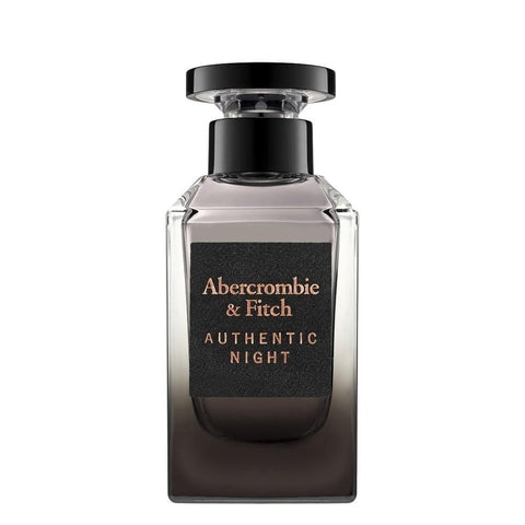 Abercrombi & Fitch Authentic Night Homme Eau de Toilette - Beautyshop.ie