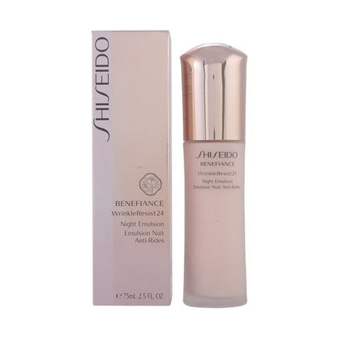 Night-time Anti-aging Cream Benefiance Wrinkle Resist Shiseido