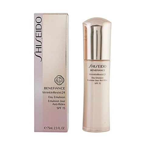 Shiseido Benefiance WrinkleResist 24 Day Emulsion - Beautyshop.ie