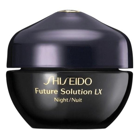 Crema de noche Future Solution Lx Shiseido