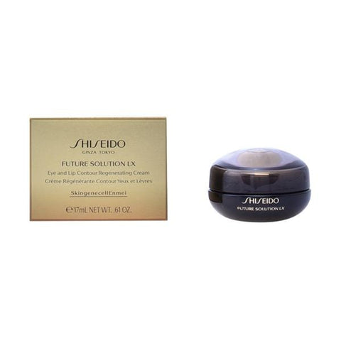 Shiseido Future Solution LX Eye and Lip Contour Regenerating Cream 17ml - Beautyshop.ie