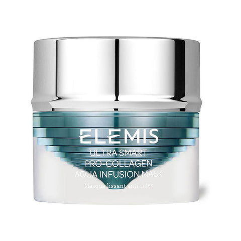 ELEMISULTRA SMART Pro-Collagen Aqua infuzinė kaukė 50ml