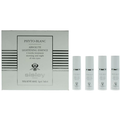 Sisley Phyto-Blanc Absolute Lightening Essence 4 x 5ml ampolle - Beautyshop.it