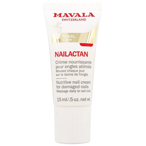 Mavala Nail Care Nailactan Nutritive Nail Cream 15ml - Beautyshop.se