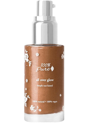 100% Pure All Over Glow - Beautyshop.se