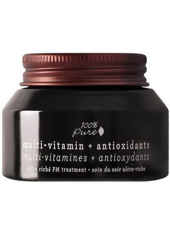 Tratamiento PM Ultra Riche 100% puro con multivitaminas y antioxidantes - Beautyshop.es