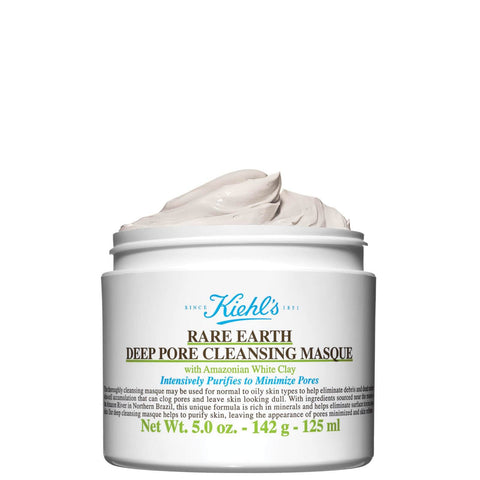 Kiehl's Rare Earth Deep Pore Cleansing Masque 142g - Beautyshop.ie