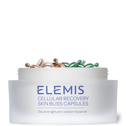 Elemis Cellular Recovery Anti Aging Skin Bliss Capsules - 60 Capsules - Beautyshop.ie