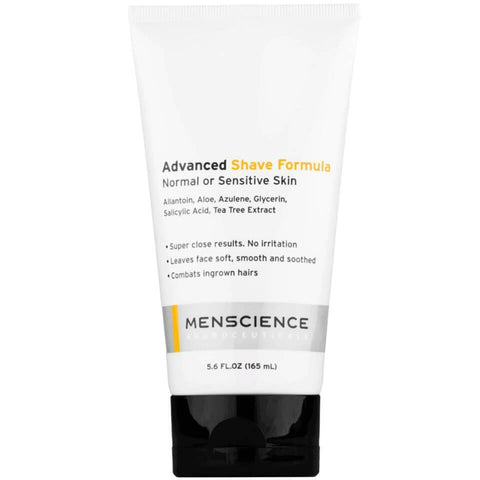 Формула для бритья Menscience Advanced (170 г) - Beautyshop.ie