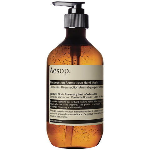 Aesop Resurrection Hand Wash 500ml - Beautyshop.ie