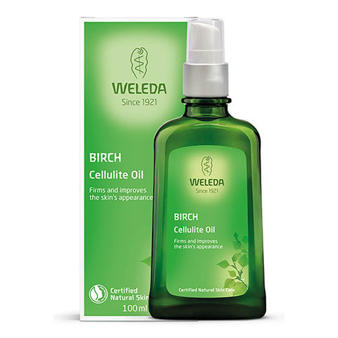 Weleda Birch Cellulite Oil 100ml - Beautyshop.fr