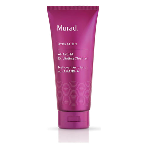 Murad Hydration AHA / BHA Exfoliating Cleanser 200ml - Beautyshop.ie