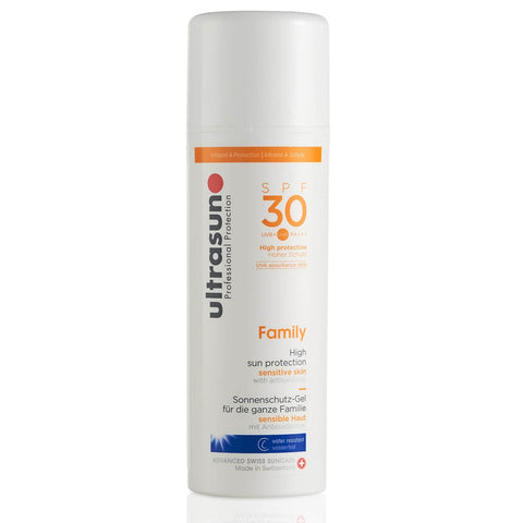 Ultrasun obitelj SPF 30 Super Sensitive (150 ml)