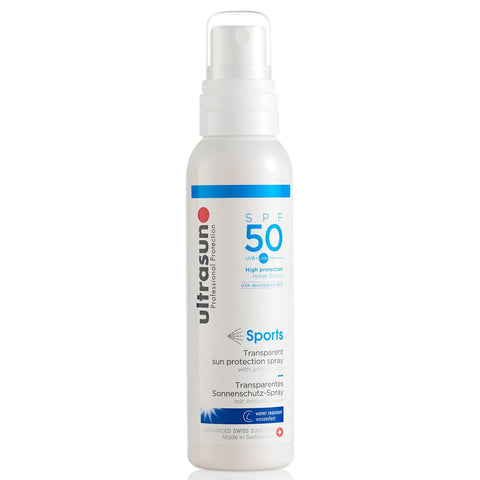"""UltraSun Very High SPF 50 Sports Spray Formula"" (150ml) - Beautyshop.lt"