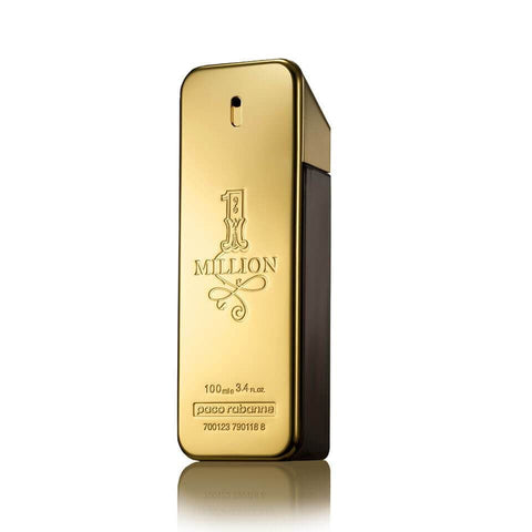 Eau de Toilette Spray 1Million Paco Rabanne (100ml) - Beautyshop.es