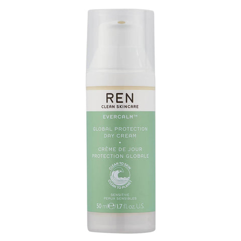 Ren Evercalm Global Protection päivävoide 50ml - Beautyshop.fi