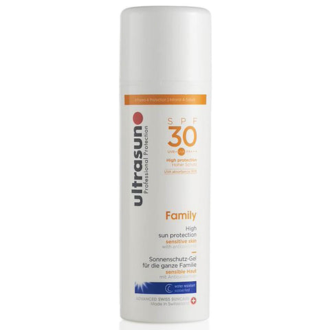 Ultrasun SPF30 Family (400ml) - Beautyshop.lt