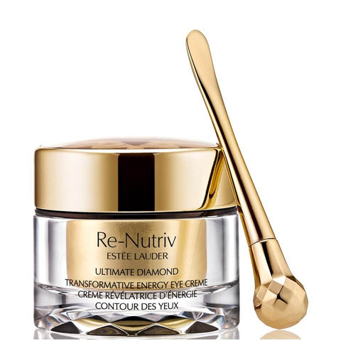 Estée Lauder Re Nutriv Ultimate Diamond Transformative Energy Eye Creme with Black Diamond Truffle Extract (15ml) - Beautyshop.ie