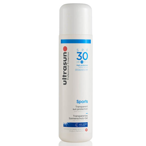 Sportski gel Ultrasun SPF 30 (200 ml)