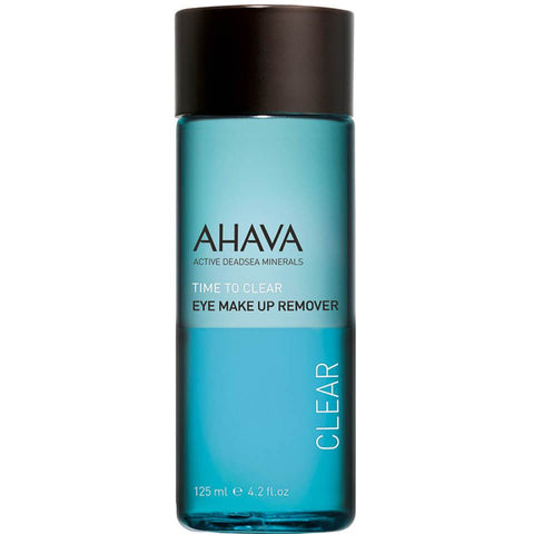 AHAVA płyn do demakijażu oczu 125ml - Beautyshop.ie