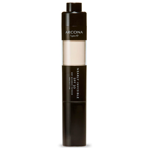 ARCONA Nearly Invisible SPF 30 kuiva mineraalijauhe - 7g - Beautyshop.fi