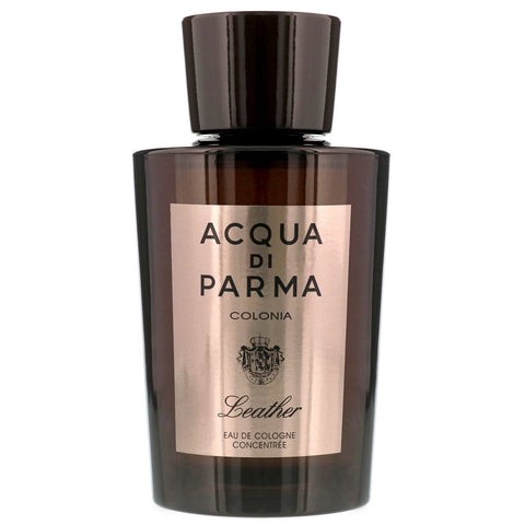 Acqua Di Parma Colonia Läder Eau de Cologne Concentree Natural Spray 180 ml - Beautyshop.ie