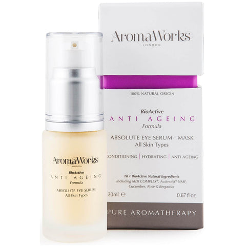 AromaWorks Absolute Eye Serum 20ml - Beautyshop.ie