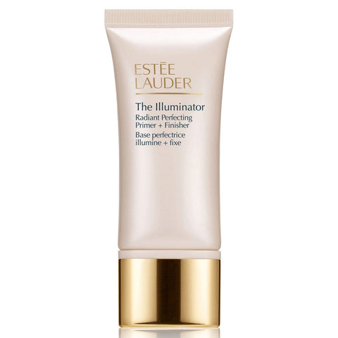 Primer + Finisher Perfeccionador Radiante The Illuminator de Estée Lauder