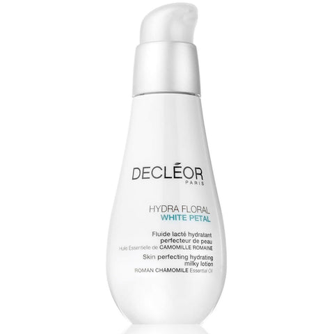 DECLÉOR Hydra Floral White Petal Skin Perfecting Hydrating Milky Lotion - 50ml - Beautyshop.ie