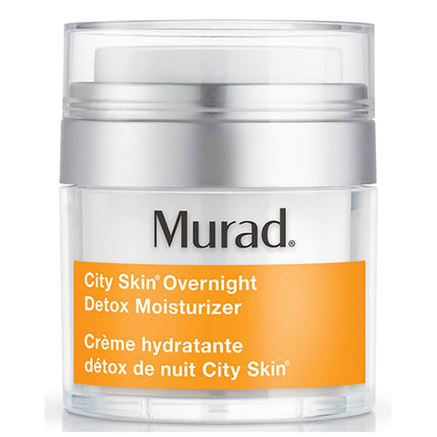 Murad City Skin Night Detox mitrinātājs (50ml) - Beautyshop.lv