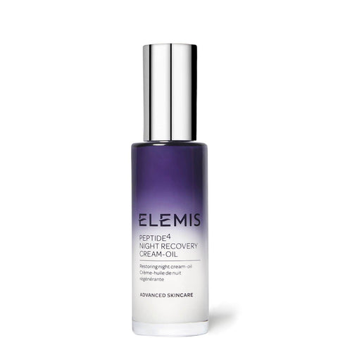 Elemis Peptide4 Night Recovery krēms-eļļa 30ml
