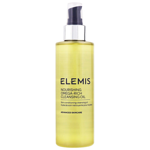 Elemis Advanced Skincare Barojoša Omega-Rich attīroša eļļa 195ml / 6.5 fl.oz. - Beautyshop.ie