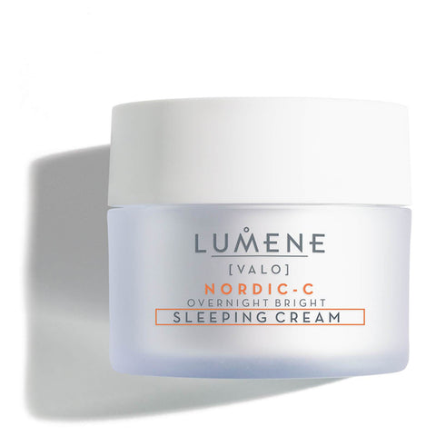 Lumene Nordic C [Valo] Overnight Bright Sleeping Cream 50ml - Beautyshop.ro