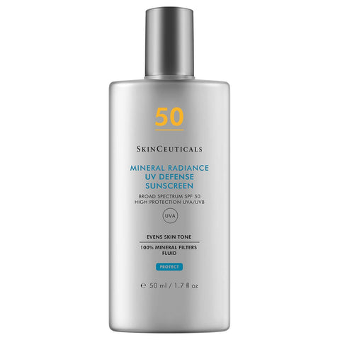 SkinCeuticals Mineral Radiance UV Defense SPF50 Solcreme Beskyttelse 30 ml