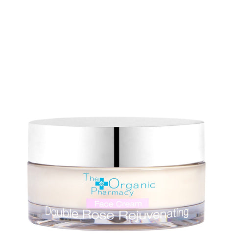 The Organic Pharmacy Moisturise Double Rose Rejuvenating Face Cream 50ml