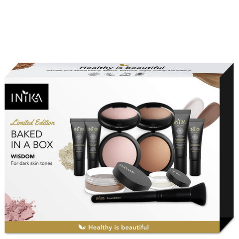 INIKA Baked in a Box – Wisdom (Dark) - Beautyshop.ie