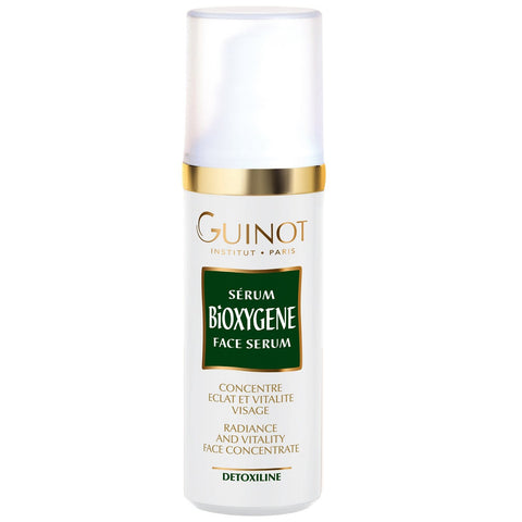 Guinot Radiance Serum Bioxygene Radiance and Vitality Serum do twarzy 30ml / 0.88oz.