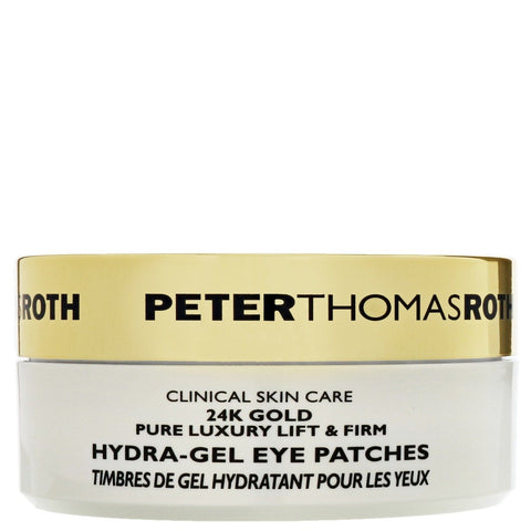 Peter Thomas Roth 24K Gold Pure Luxury Lift & Firm Hydra-Gel Eye Patches x 30 - Beautyshop.ie