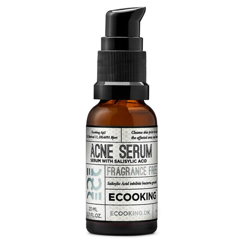 Ecooking Acne Serum 20ml - Beautyshop.ie